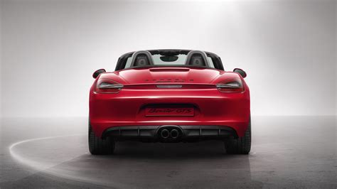 New Porsche Boxster And Cayman Gts In 62 Photos Plus Us