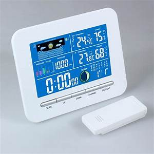 Digital Lcd Display Wireless Electronic Temperature