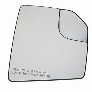 Oem Right Passenger Side View Power Mirror Glass 15
