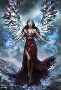 Winter, Dress, Queen, Fantasy, Girl, Woman, Magic, Beauty, Wallpapers, Hd, Desktop, And, Mobile