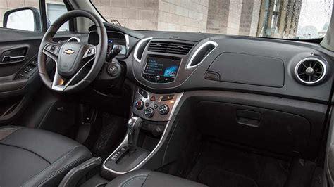 Interni Chevrolet Trax Chevrolet Trax Infos Preise Alternativen Autoscout24