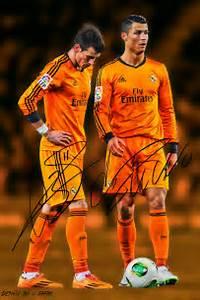 Gareth Bale - Cristiano Ronaldo by jafarjeef on DeviantArt