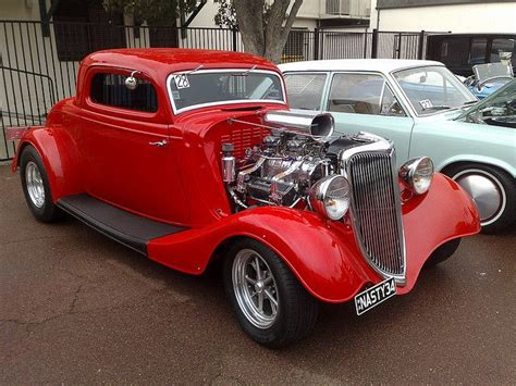 1934 ford hot rod american muscle cars hot rods