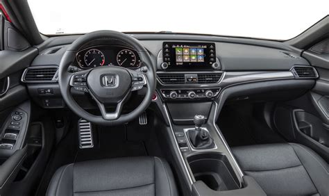 « back to all accord trims. 2018 Honda Accord Sport 2.0T Review: A fun midsize sedan ...