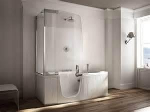 Vasca da bagno con doccia by teuco