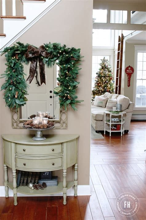farmhouse christmas decorating home  finding home farms
