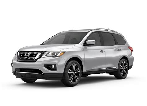 2017 Nissan Pathfinder Announced