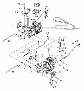 35 Husqvarna Rz5424 Drive Belt Diagram