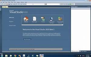 A Lap Around Visual Studio 2010 And  Net 4 0 Beta 1