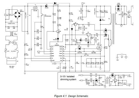 Led Driver Dimmer Circuit Diagram
