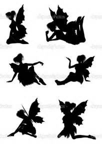Free Fairy Silhouette