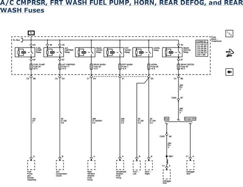 Wiring Diagram For 2007 Gmc Yukon by 2007 Gmc Yukon Xl Fuel Wiring Diagram Wiring