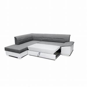 117 canape d angle blanc conforama canap d 39 angle fixe With tapis chambre bébé avec canapé angle convertible pas cher conforama