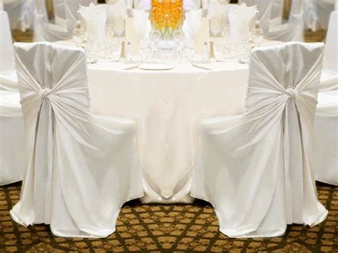 event decor by satin chair decorating services event