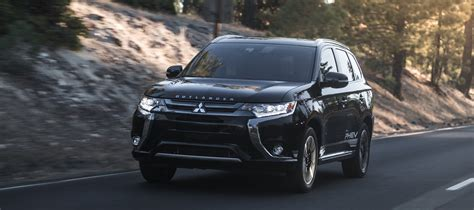 Mitsubishi Picture by 2019 Mitsubishi Outlander Phev Efficiency Meets The Real