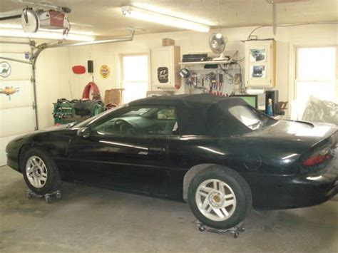 Sell Used 1996 Camaro Conv Rs In Lawrenceburg, Indiana