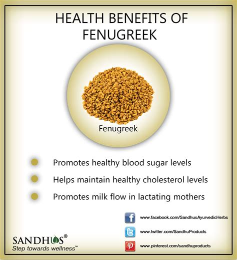 Health Benefits Of Fenugreek Sandhuproducts Ayurveda