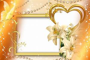 Yellow, Love, Frame, Png
