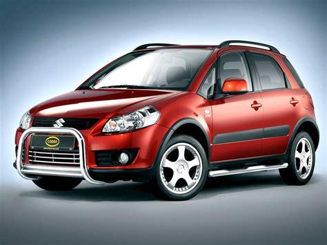 Suzuki Car by Car Review Design Suzuki Sx4 2013