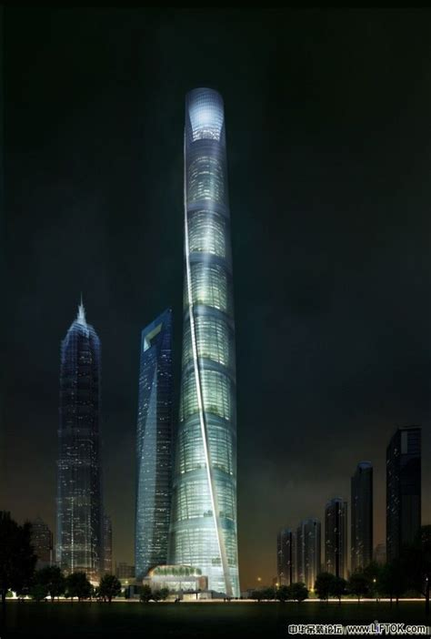 1000 Ideas About Shanghai Tower On Pinterest