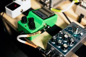 Pedalboard Power Cable Management