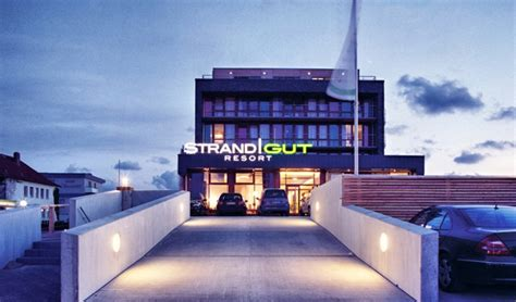 Strandgut In St Ording by Strandgut Resort St Ording Lilies Diary Der