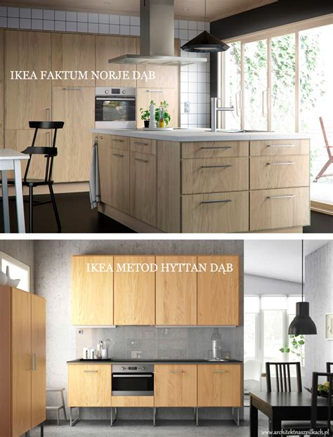 cuisine ikea faktum affordable meuble ikea metod indogate cuisine noyer gris