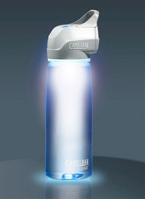 CamelBak All Clear UV Water Purifier: Zaps Microbes Dead