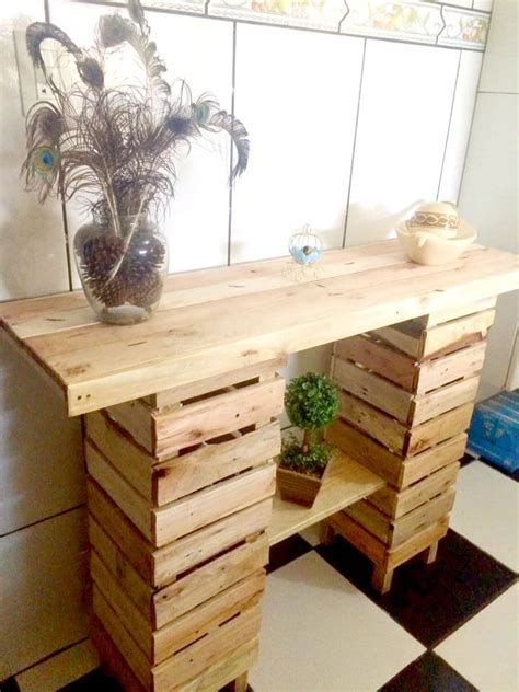Sideboard Made out of Pallets   99 Pallets