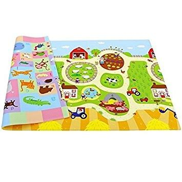 baby care play mat baby care play mat busy farm large