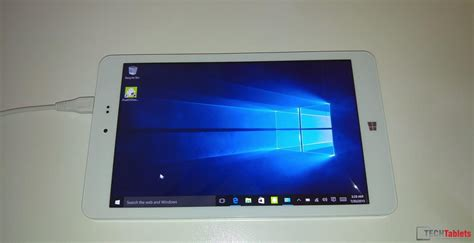 Window Si by Chuwi Hi8 Windows 10 Image With Recovery Partiton
