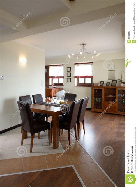 sala da pranzo moderna sala da pranzo moderna fotografia stock immagine di