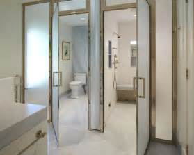 trendy bathroom ideas separate shower and toilet houzz