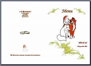 Modele De Menu A Imprimer Gratuit : carte anniversaire word gratuite ~ Melissatoandfro.com Idées de Décoration