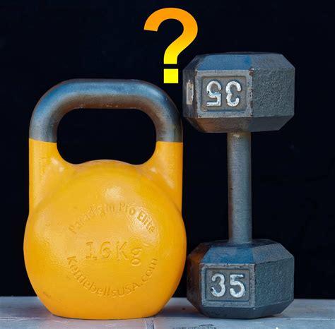 kettlebell challenge workout academy