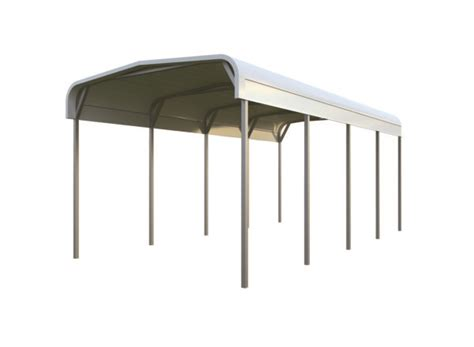Small Carport Kit by 12x24 Carport Package Small Carport For 2 Cars General