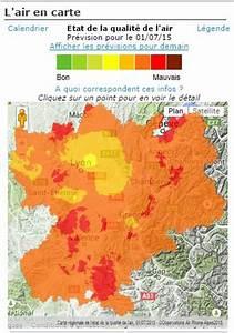 Qualité Air Lyon : canicule pic de pollution l 39 ozone en rh ne alpes rue89lyon ~ Medecine-chirurgie-esthetiques.com Avis de Voitures