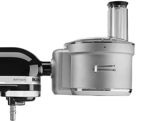 Kitchenaid Food Processor Chopper Attachment by Kitchenaid Ksm2fpa Food Processor Attachment Kit Up To