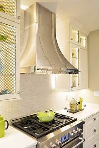 Check Out This Stainless Steel Hood With Bands