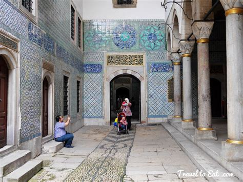 Building Fireplace by The Harem Topkapı Palace Istanbul Travel To Eat