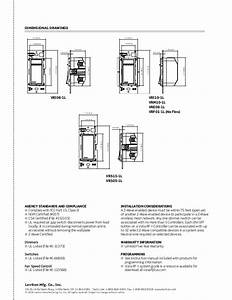 Leviton Dimmers  Switches And Fan Speed Controllers