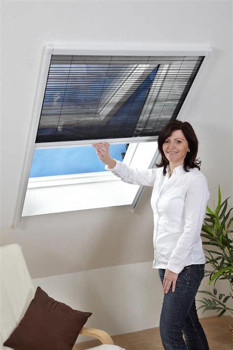 plissee rollo für dachfenster dachfenster plissee fliegengitter f 252 r dachfenster insektenschutz rollo top ebay