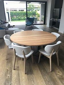 Round timber dining tables australia lumber furniture for Timber dining room furniture australia