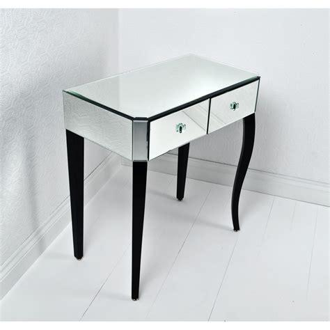 mirrored vanity table amazing glass vanity table ideas decofurnish 4167