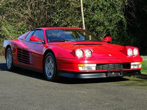 There are also some cheap ferraris including the ferrari 400i, the ferrari 355 f1 spider, the you can get a used ferrari 400i for as low as $25,000, and it's one of the cheapest ferraris you can buy. Used Ferrari Testarossa cars for sale with PistonHeads   Ferrari testarossa, Ferrari, Cars for sale