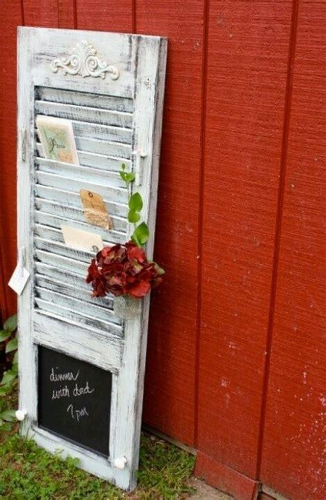 craft shutters cute idea for old shutters craft ideas pinterest