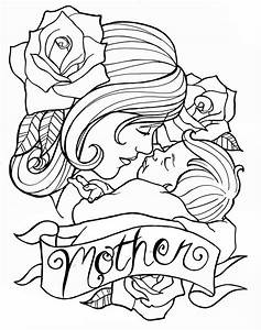 mothers day drawings | Mother's Day Tattoo Design by ...