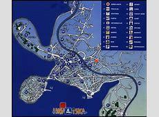 Primosten city map