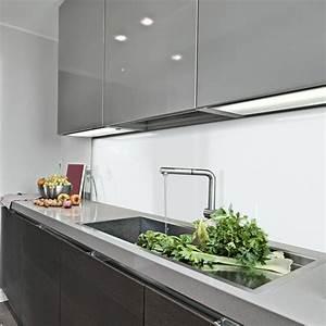 Kuchenruckwand aluverbund weiss 2290 for Küchenrückwand