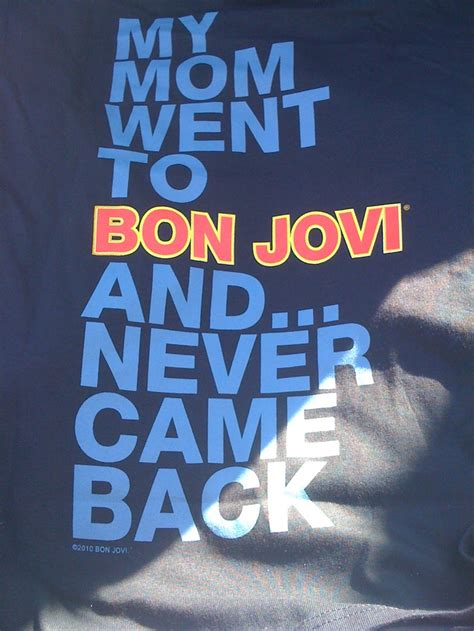 Images About Bon Jovi Because Its Life Now